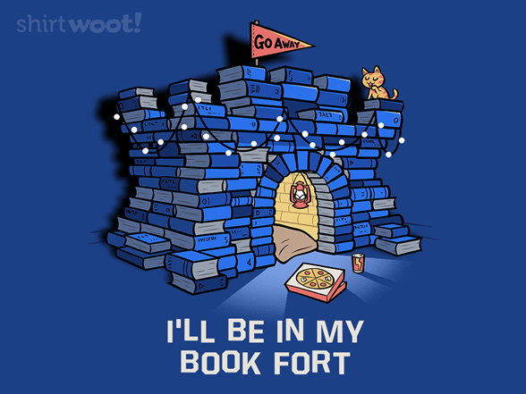 Woot!: Book Fort
