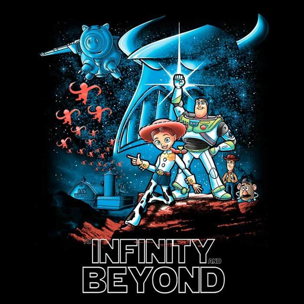 Once Upon a Tee: Infinity and Beyond