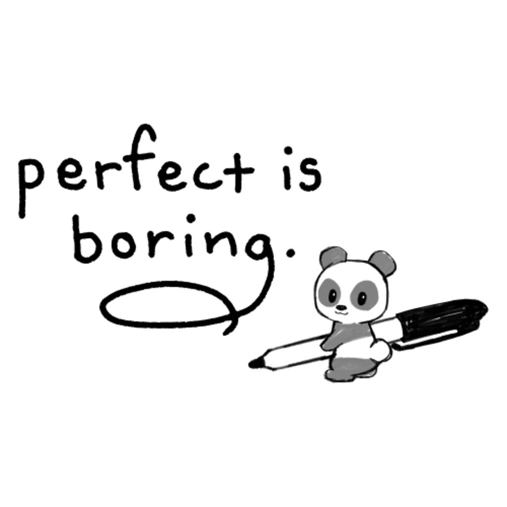 TeeTurtle: Perfect is Boring