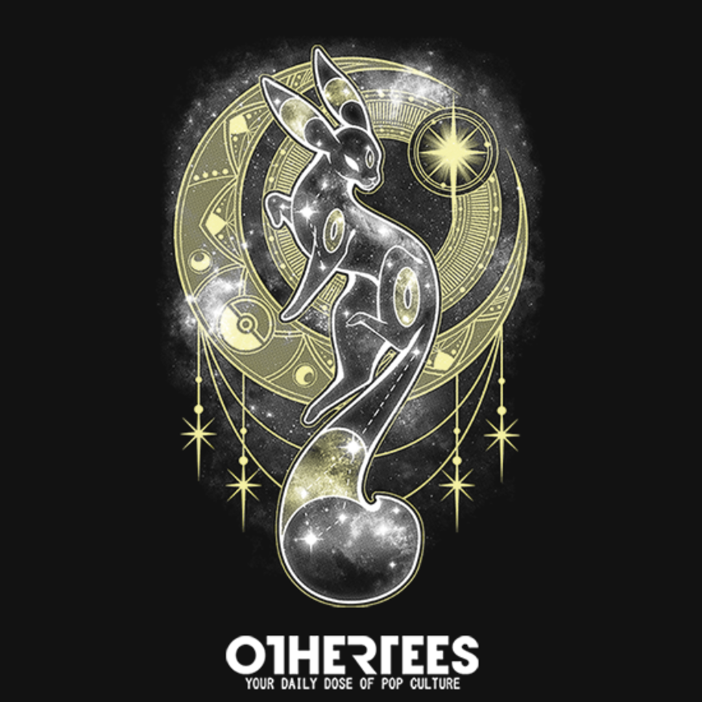 OtherTees: Starry Black Moon