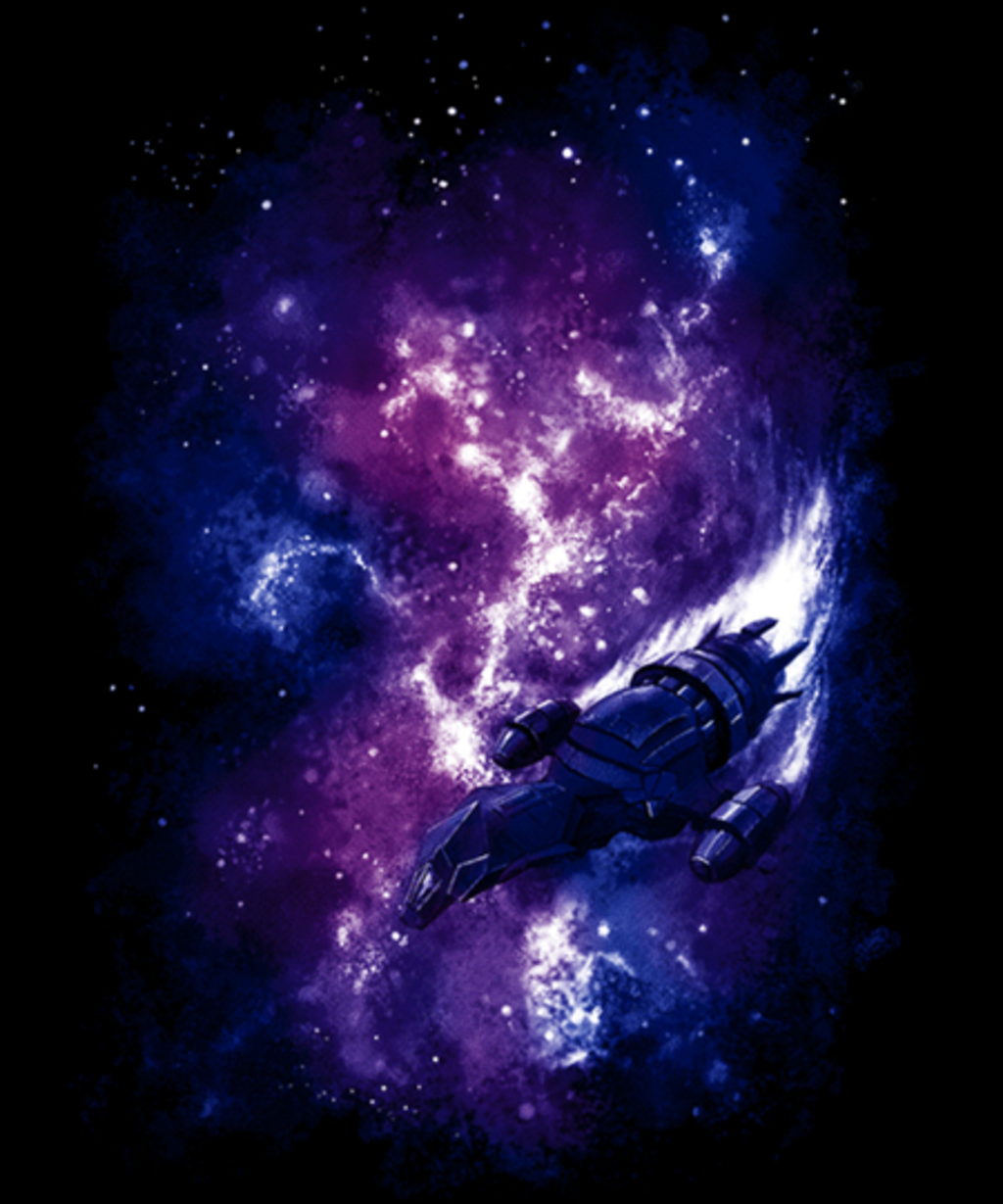 Qwertee: You Can't Take The Sky From Me