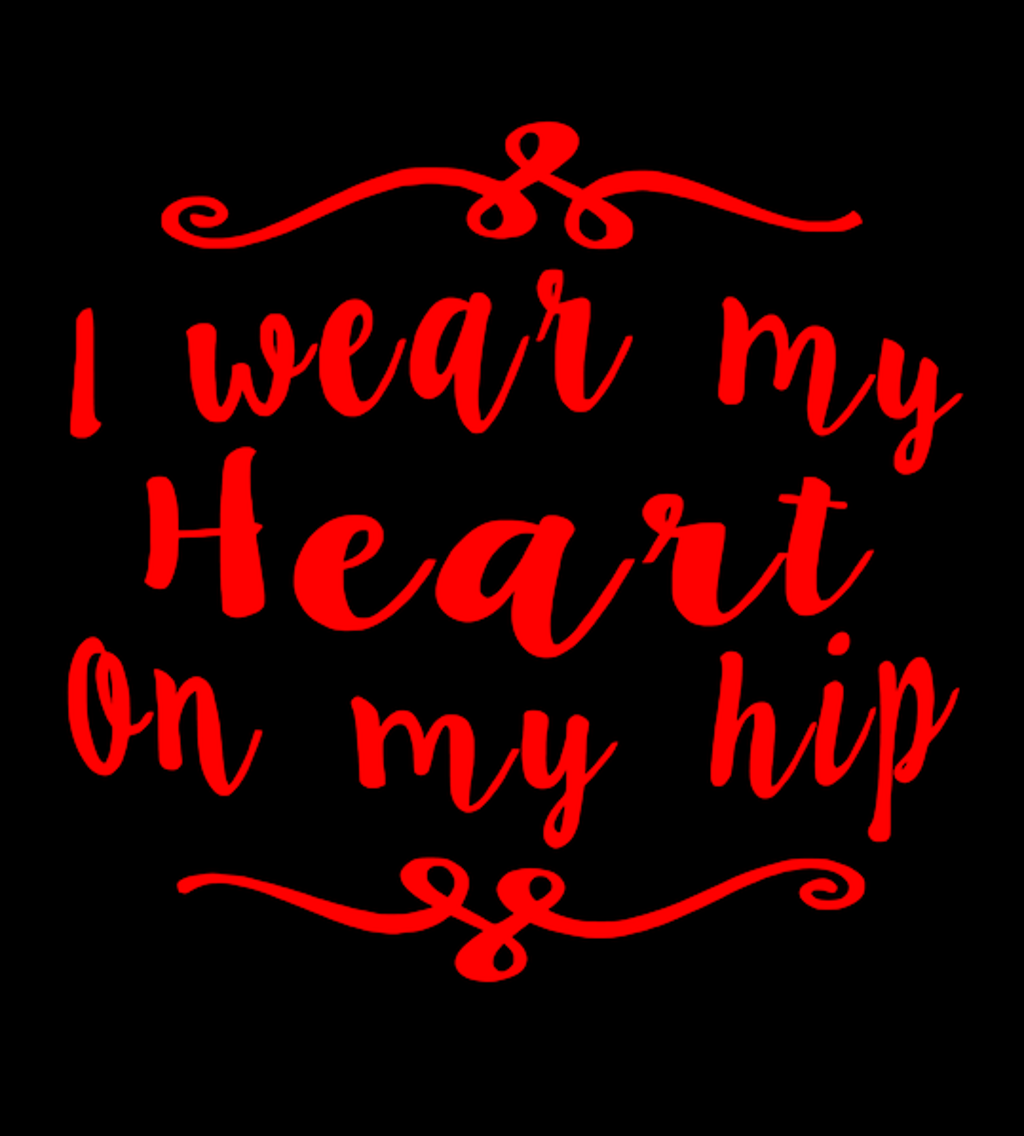 Shirt Battle: Heart On Hip