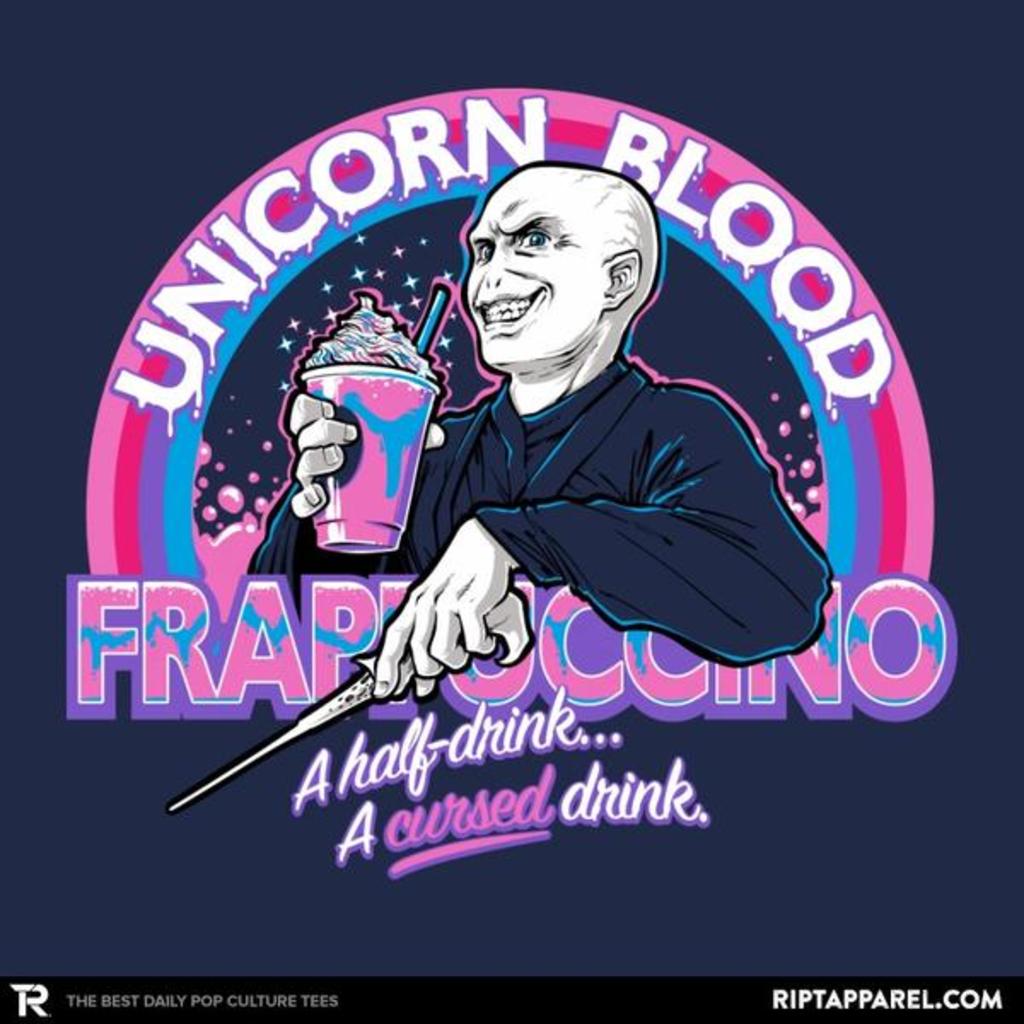Ript: Unicorn Blood Frappe