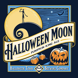 Once Upon a Tee: Halloween Moon