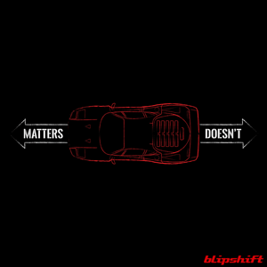 blipshift: What Matters
