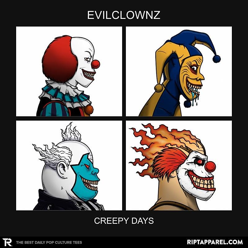 Ript: Evilclownz 90's
