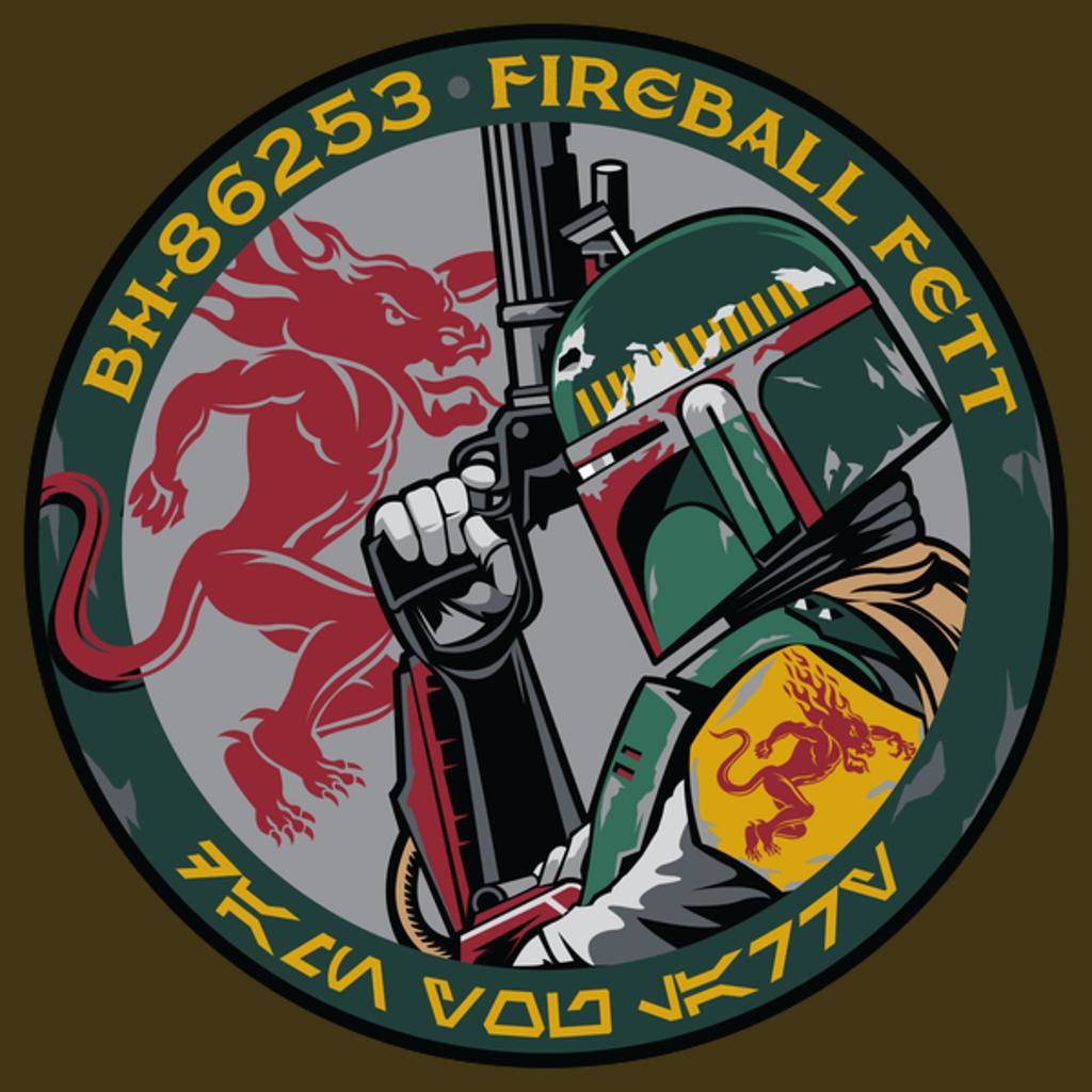 NeatoShop: Fireball Fett