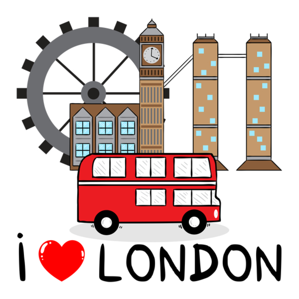 NeatoShop: I love London