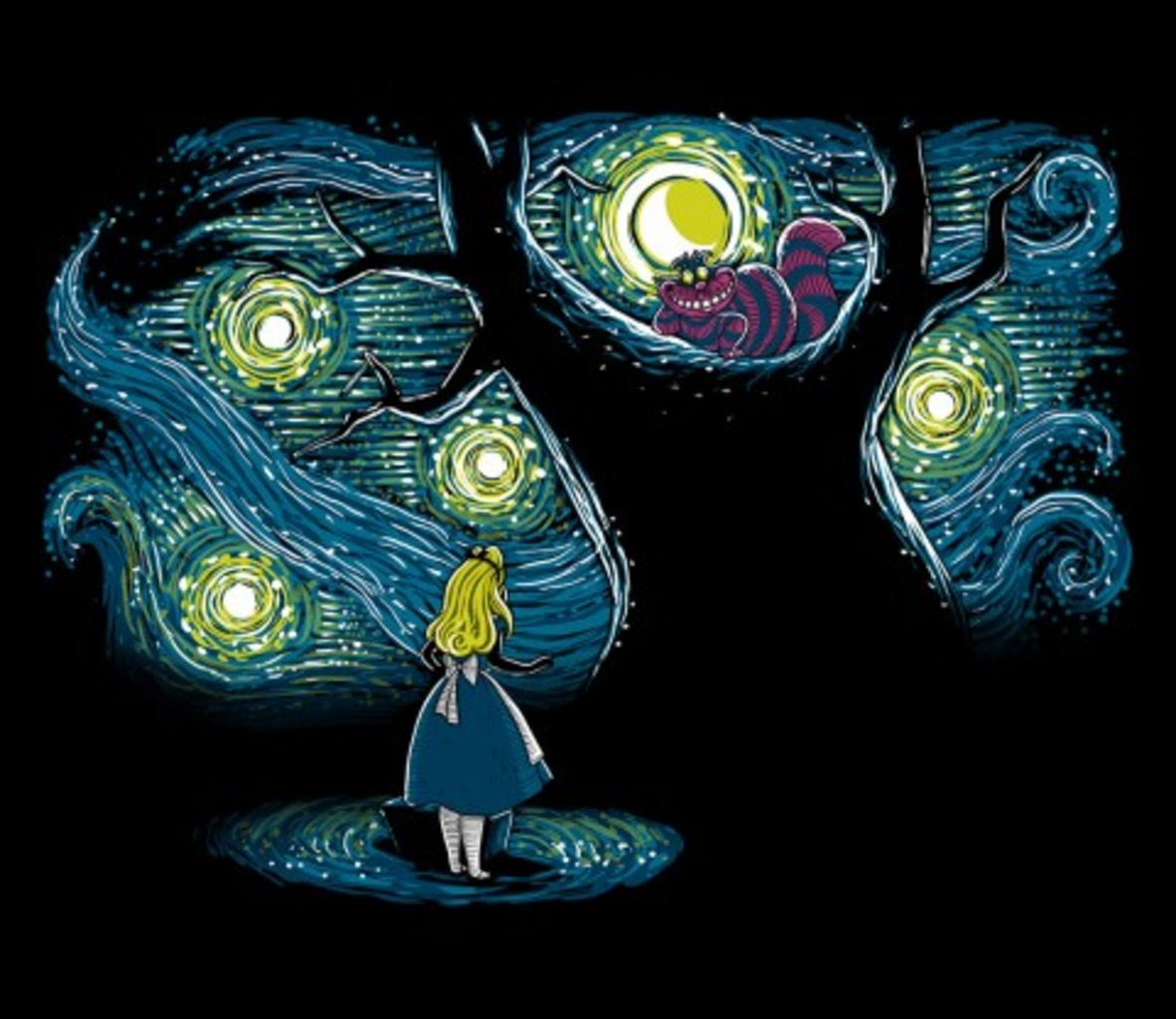TeeFury: Starry Wonderland