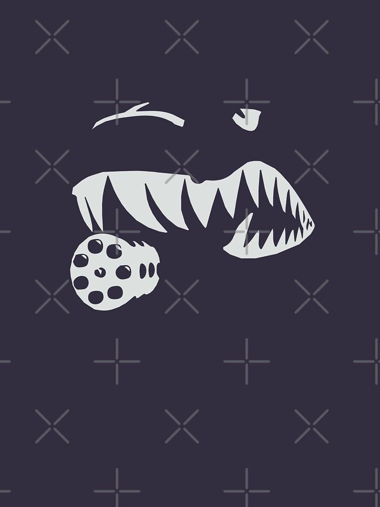 RedBubble: A10 Warthog Teeth