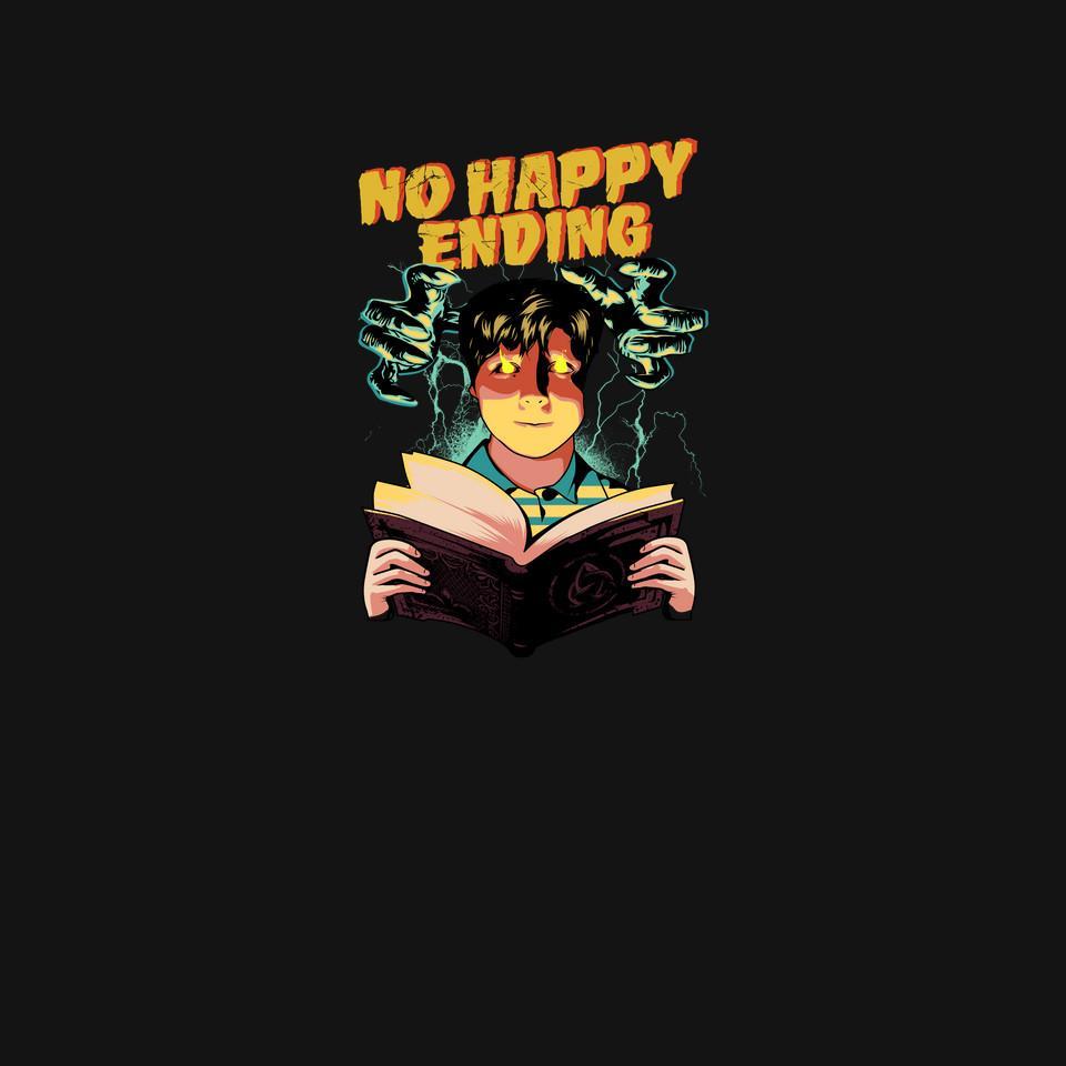 TeeFury: No Happy Ending