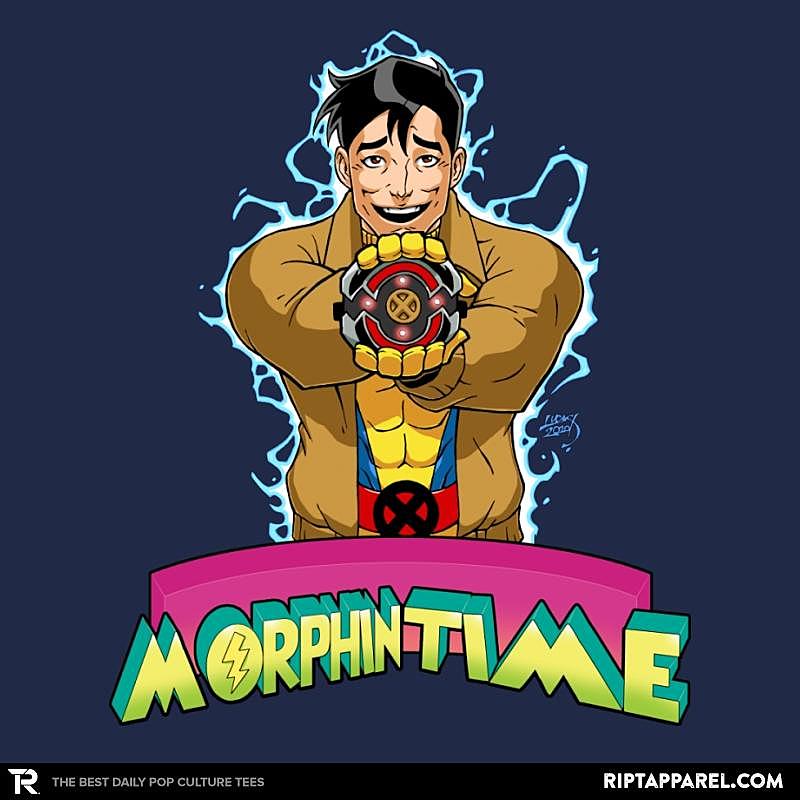 Ript: Morph Time