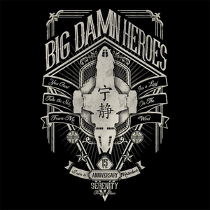Curious Rebel: Vintage Series : Big Damn Heroes