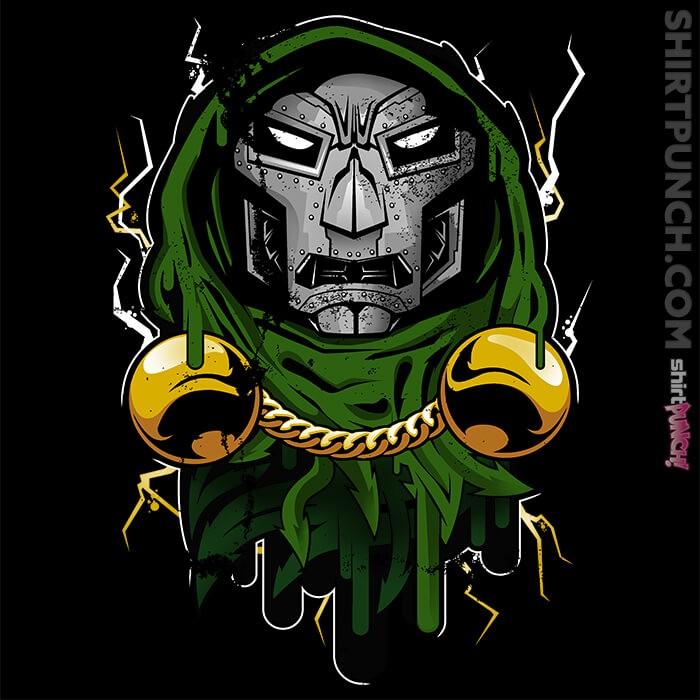 ShirtPunch: Doom Style