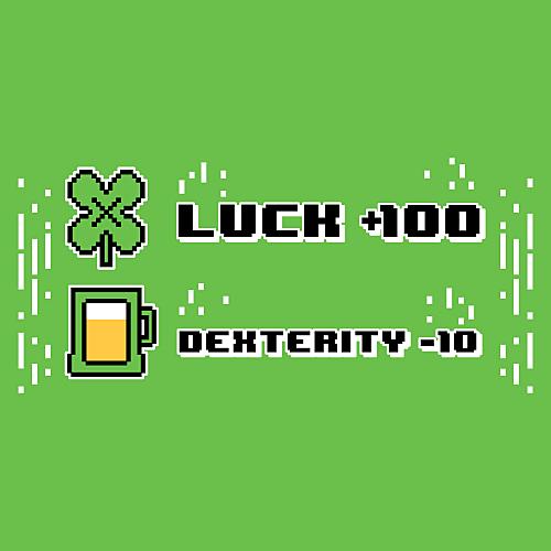 TeeTurtle: Luck +100