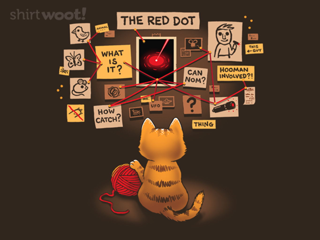 Woot!: To Catch a Dot