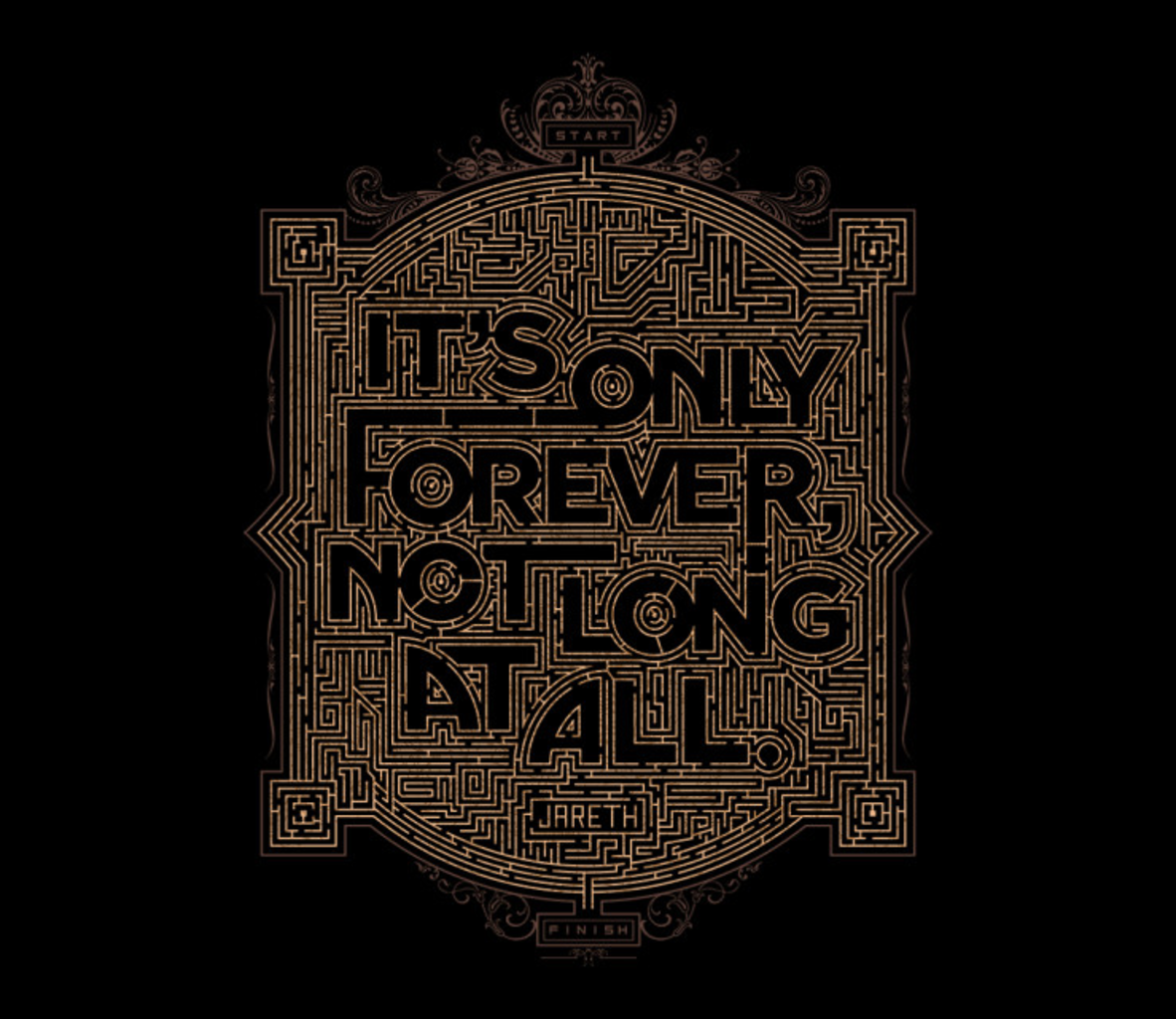TeeFury: Only Forever