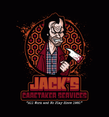 BustedTees: Jack's Caretaker Services