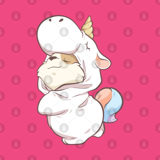 TeePublic: Unicorn Tori