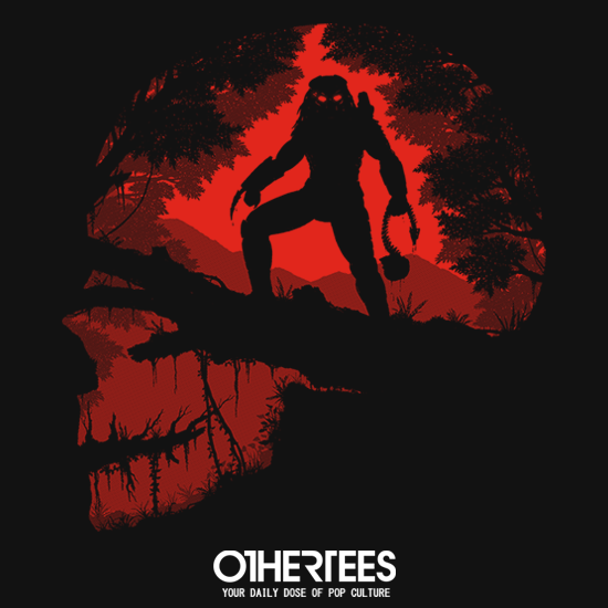 OtherTees: Jungle Hunter