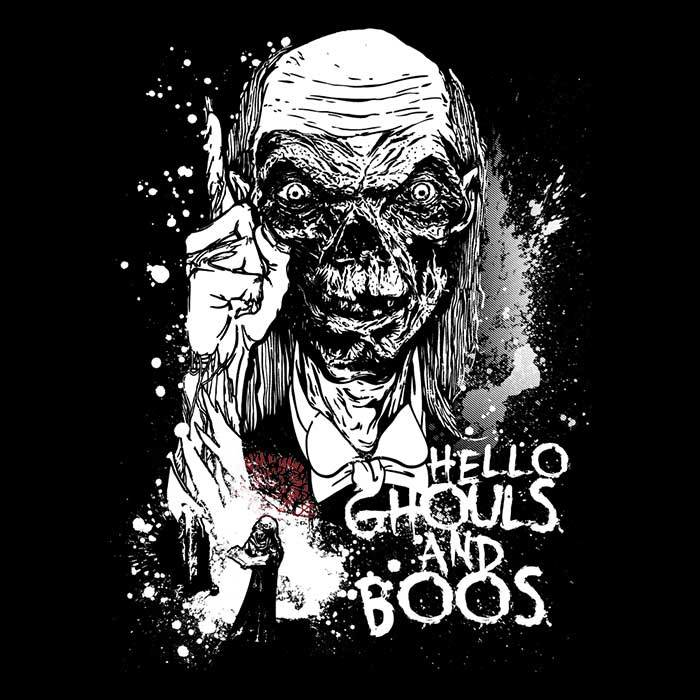 Once Upon a Tee: Ghouls and Boos