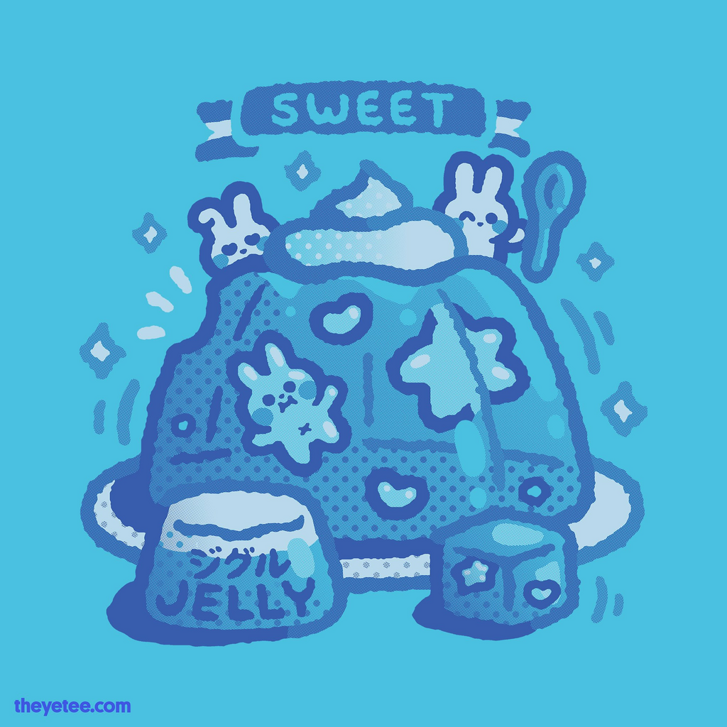 The Yetee: Sweet Jelly