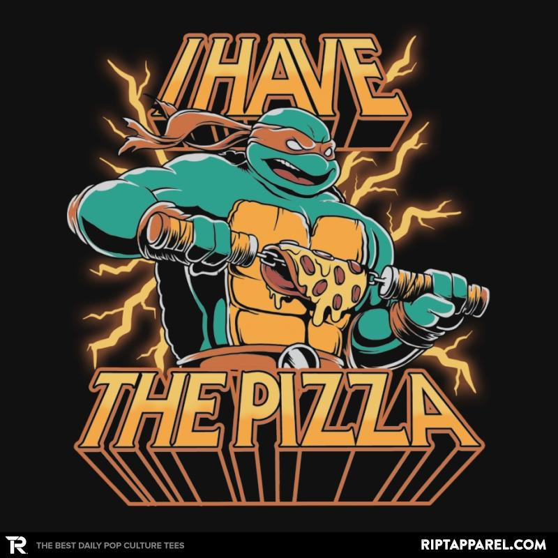 Ript: Pizza Power