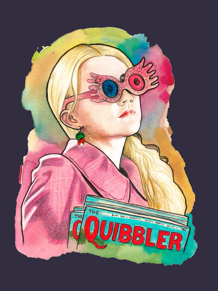 RedBubble: Luna Lovegood