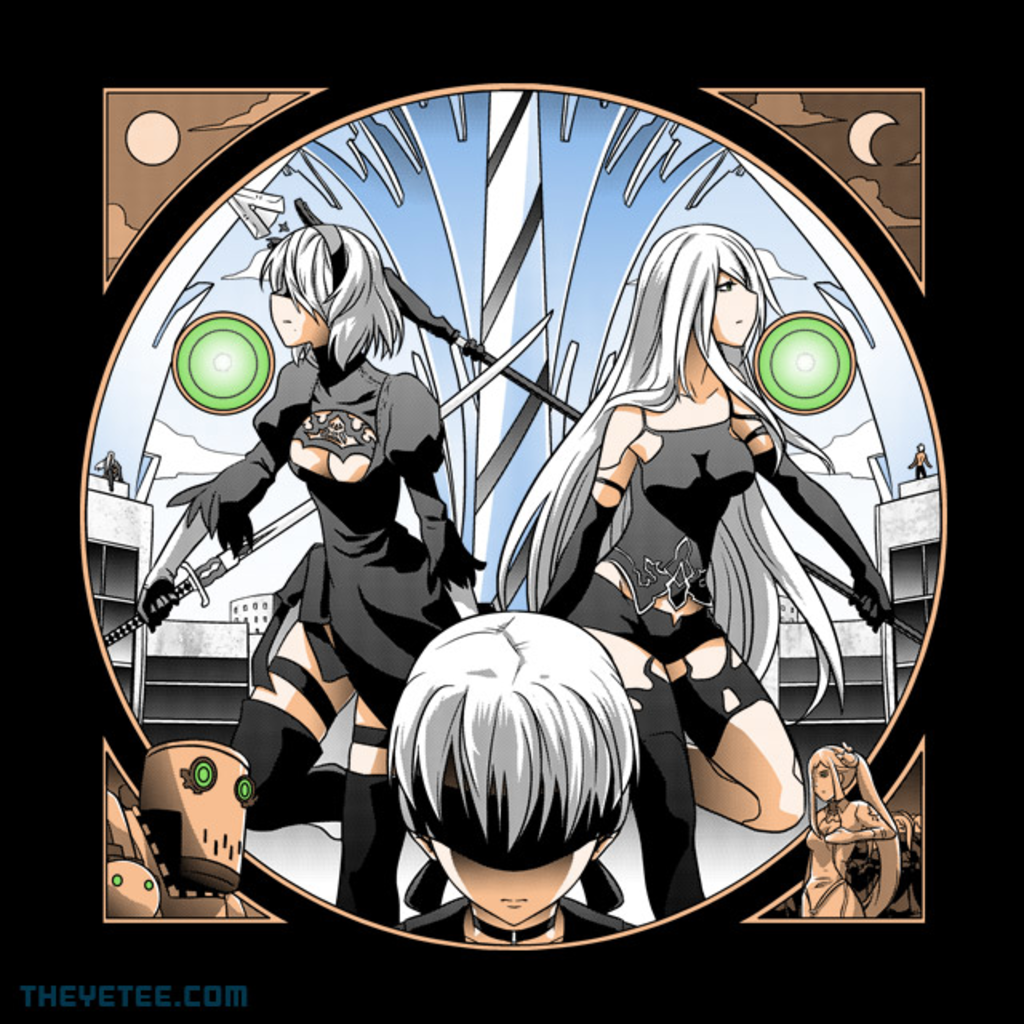 The Yetee: designed to end