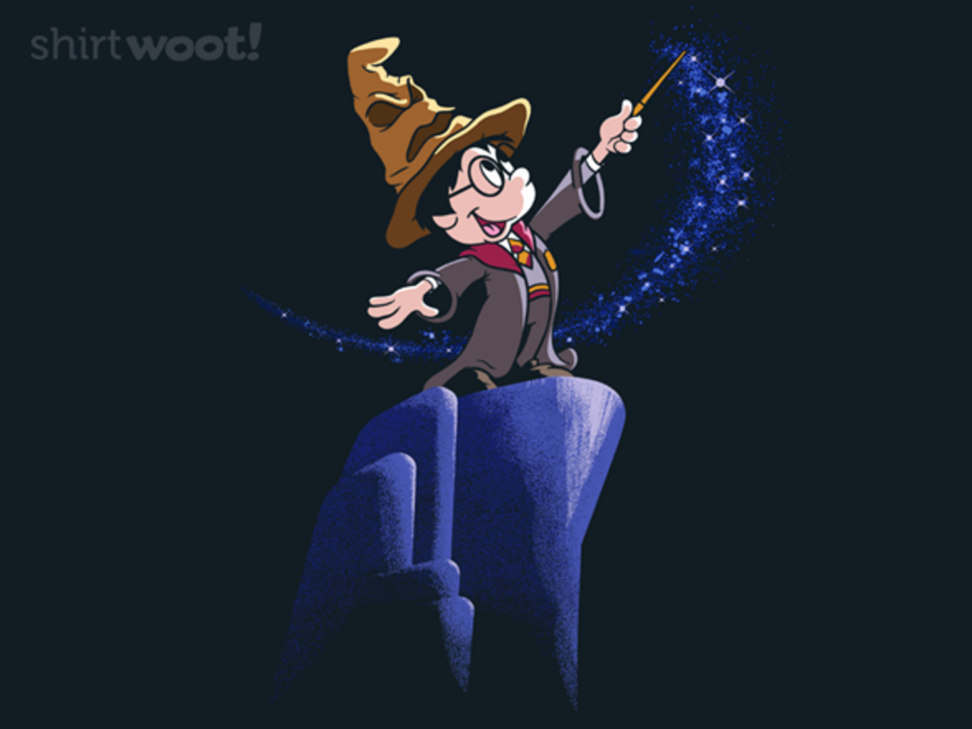 Woot!: The Wizard's Apprentice - $15.00 + Free shipping