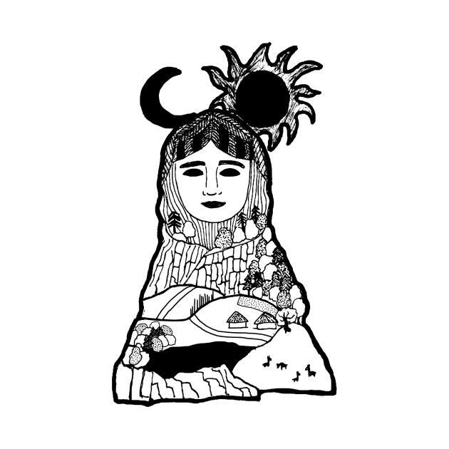 TeePublic: Pachamama