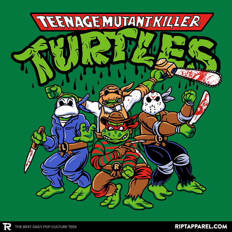 Ript: Killer Turtles