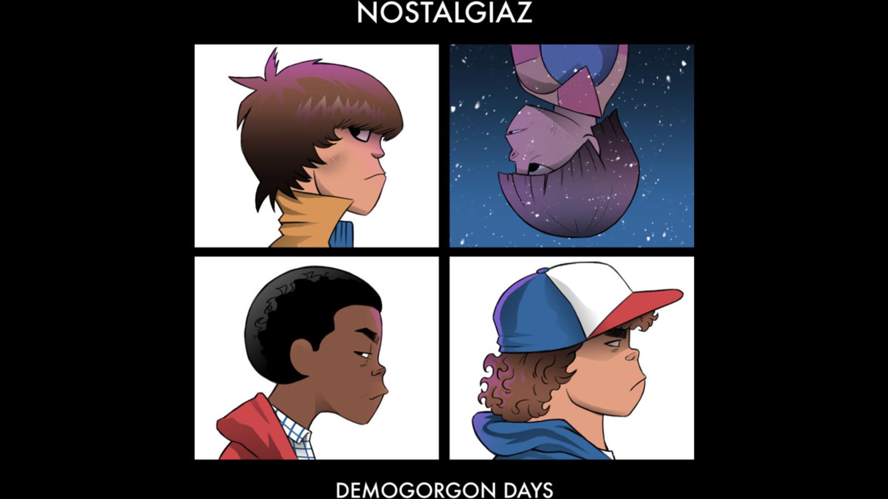 Design by Humans: Demogorgon Days