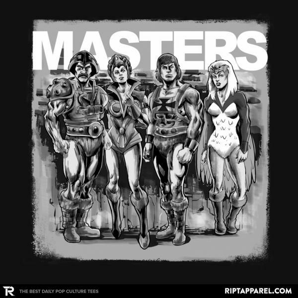 Ript: Masters