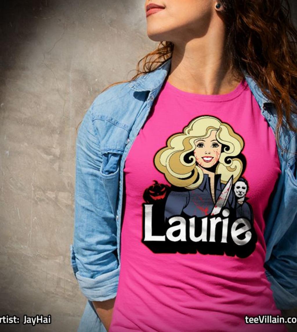 teeVillain: Laurie