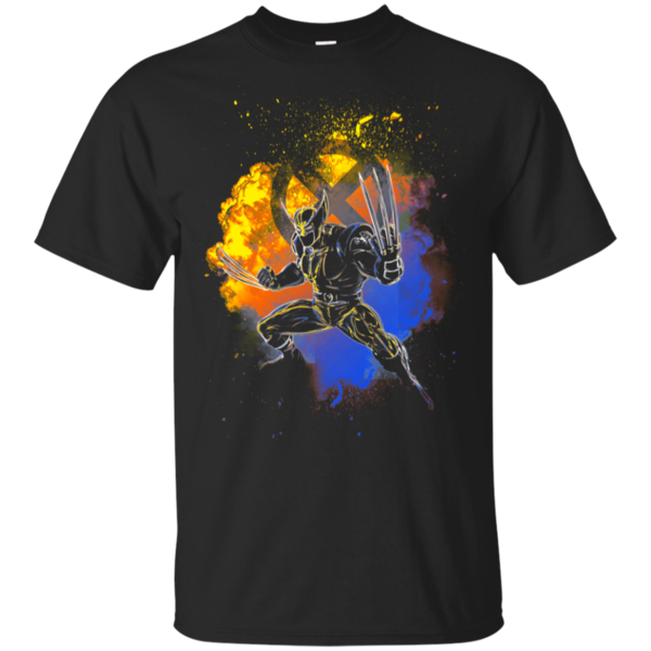 Pop-Up Tee: Soul of Adamantium