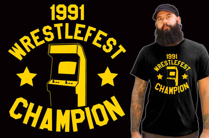 Top Rope Tuesday: 1991 WrestleFest Champion