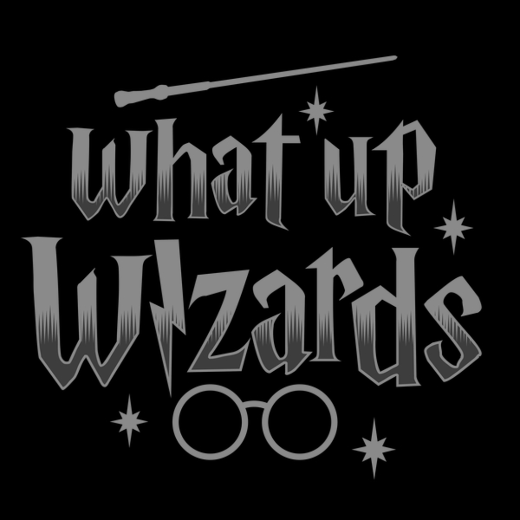 NeatoShop: What Up Wizards