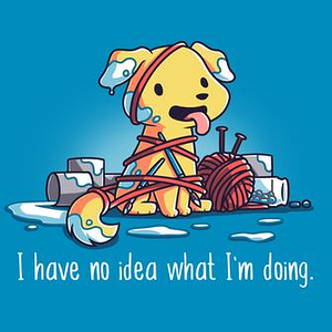 TeeTurtle: I Have No Idea What I'm Crafting