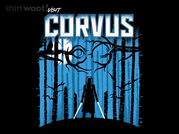 Woot!: Visit Corvus