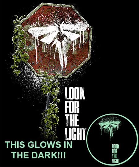 Qwertee: Look For The Light