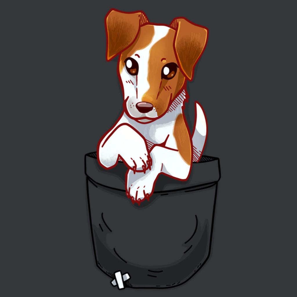 NeatoShop: Pocket Smooth Fox Terrier Dog
