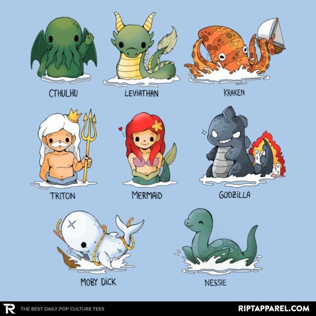 Ript: Sea Monsters