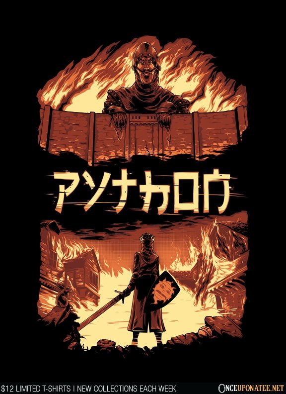 Once Upon a Tee: Attack on Python