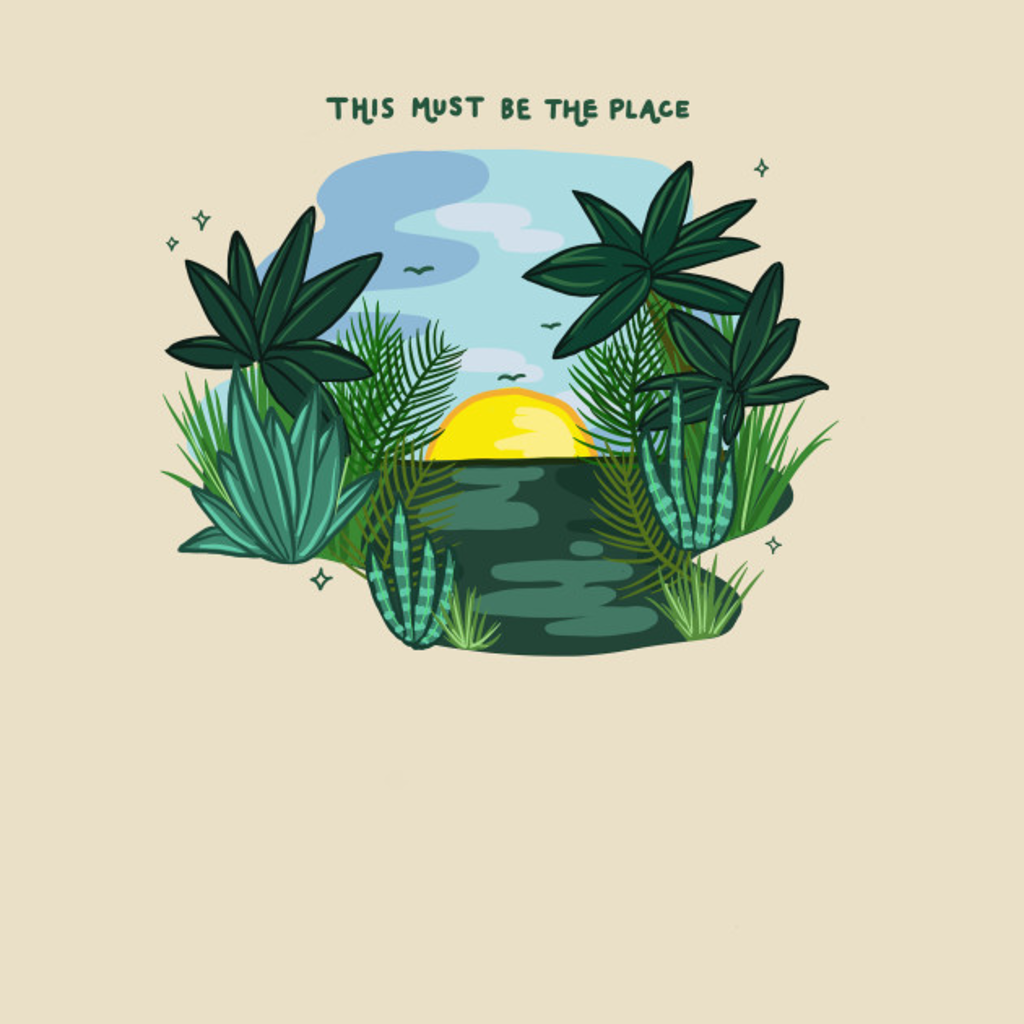 TeePublic: This Must Be The Place