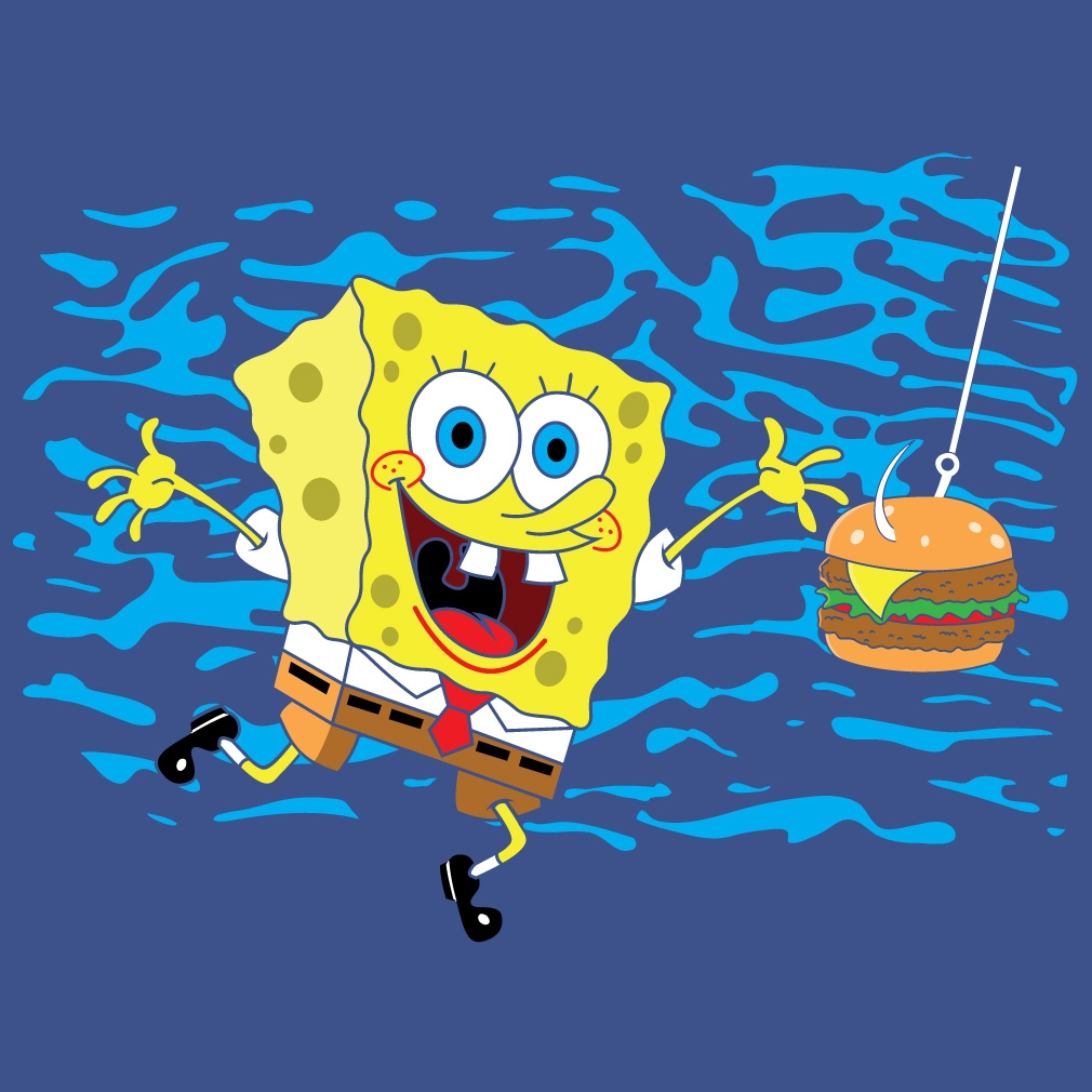 TeeTournament: Krabby Patty!