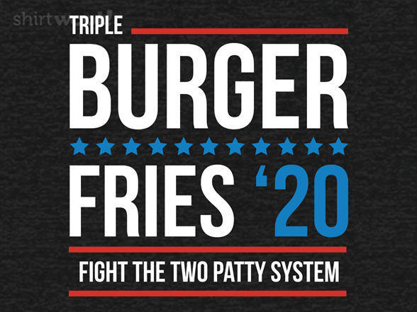 Woot!: Burger & Fries 2020