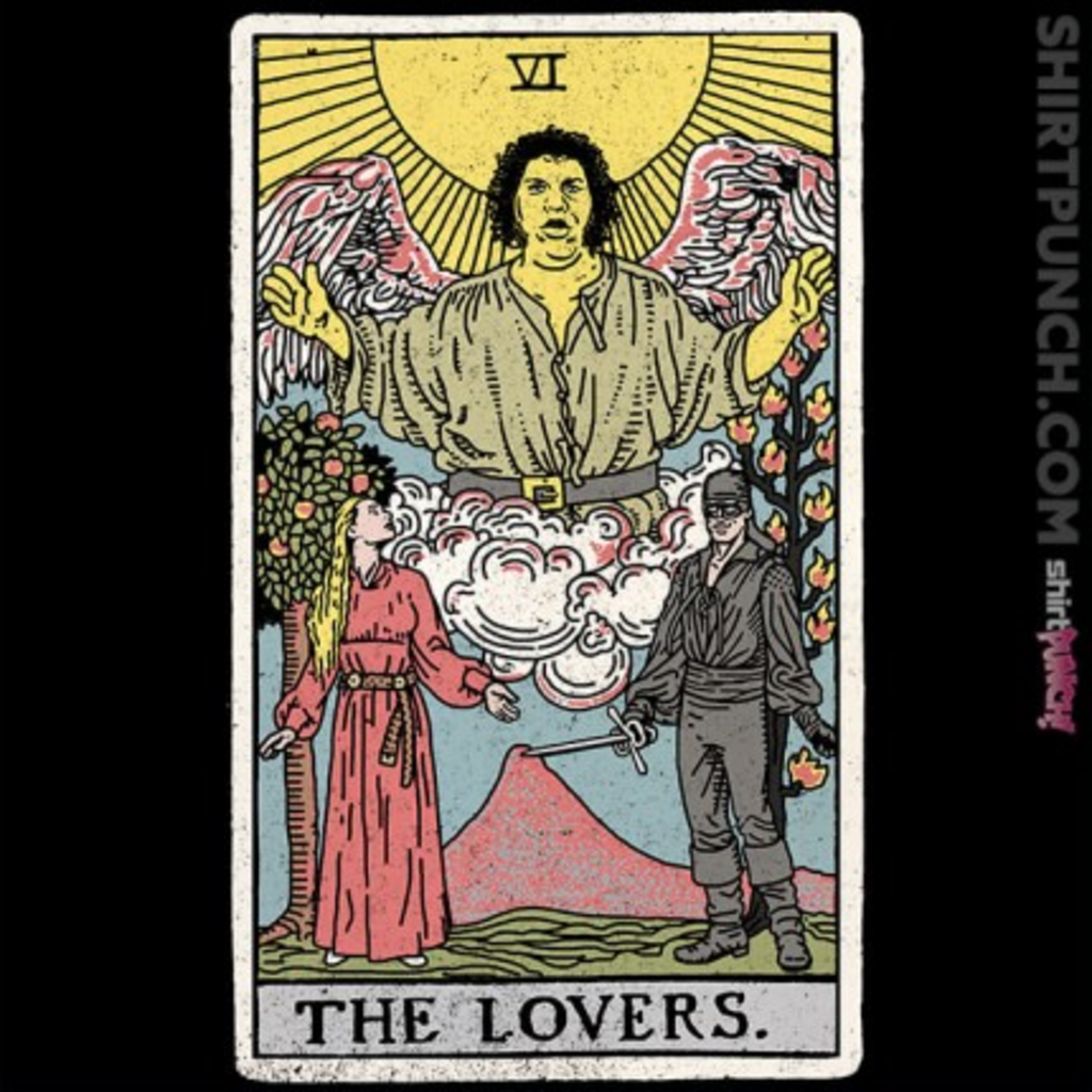 ShirtPunch: The Lovers