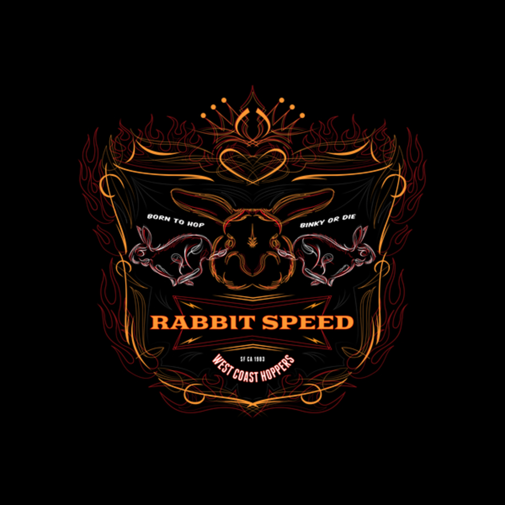 NeatoShop: Rabbit Speed Kustoms Shield