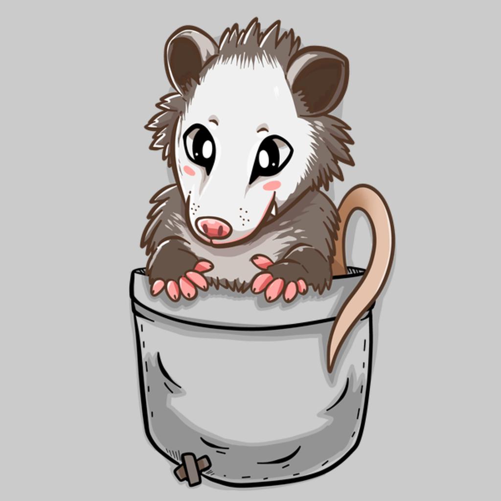 NeatoShop: Pocket Cute Opossum